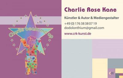 CKRs Visitenkarte - Vorderseite